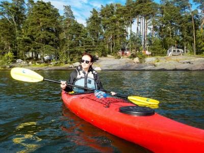 Helsinki City Escapes VI: Kayaking in the archipelago