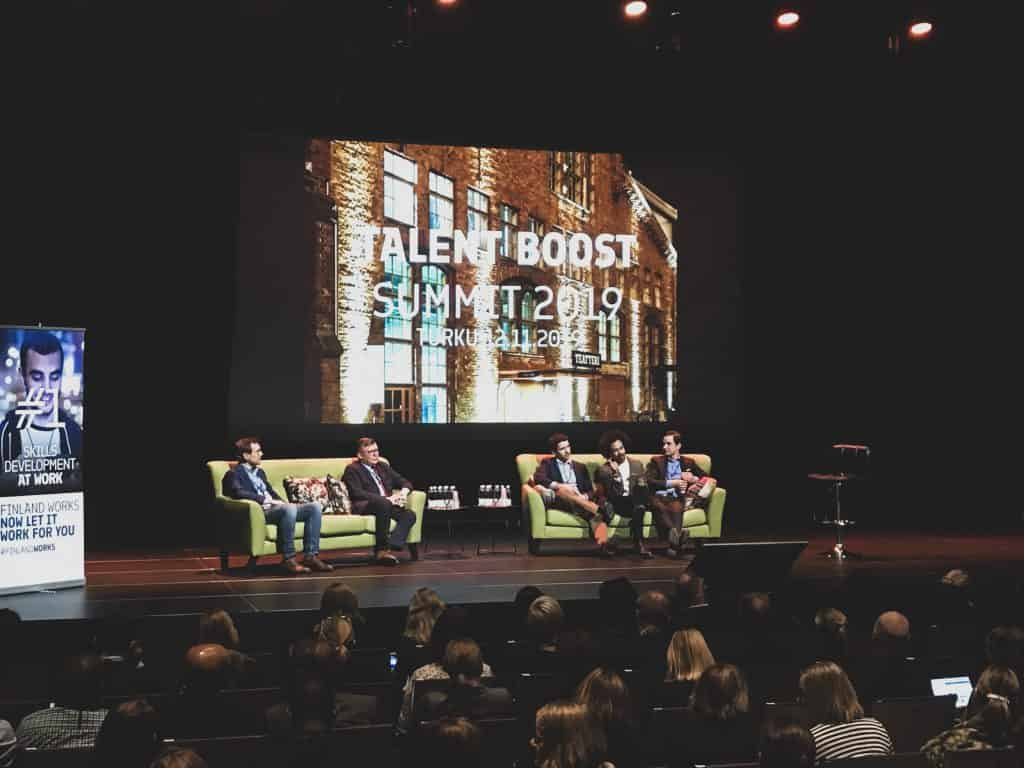 Talent Boost Summit 2019: all talk and no action?